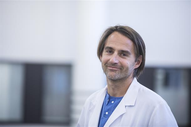 Anestesilege Andreas Tornes Andersen